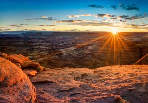 Canyonlands Sunset Released