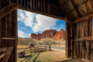 Photo Of The Day - Capitol Reef Barn